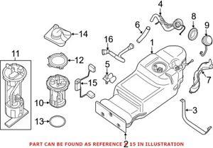 Genuine OEM Fuel Sender and Hanger Assembly for Nissan 25060ZS00B