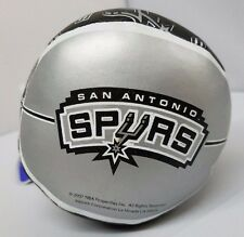 "NBA San Antonio Spurs 3"" Squeeze Basketball Soft Stress Ball New With Tags"