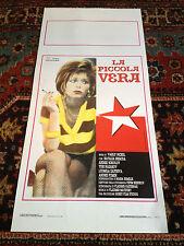 La Piccola Vera locandina poster Natalija Negoda Juri Nasarov Malen'kaja Urss