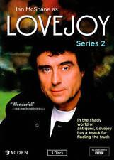 LOVEJOY Series 2 DVD Ian McShane Dudley Sutton Chris Jury Phyllis Logan Nice