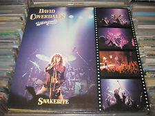 DAVID COVERDALE WHITESNAKE LP ORIGINAL SNAKEBITE GERMANY ROCK METAL STILL SEALED
