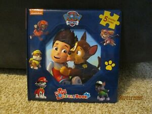 Nickelodeon - Paw Patrol - My First Puzzle Book - 5 puzzles inside