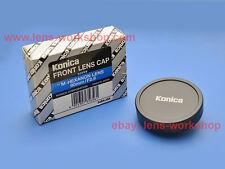 Konica Hexar RF Camera M-Hexanon 90/2.8 Leica M Mount Lens Front Cap