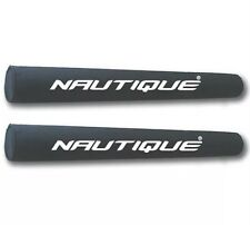 """48"""" Nautique Trailer Guide Pads Capped Ends Fade Proof 2 3/8"""" Sold as Pair"""