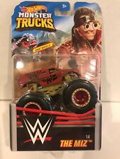 Hot Wheels Monster Trucks The Miz
