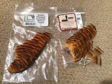 Golden Pheasant Crest Feathers For Fly Tying