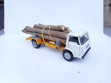 1:50 TEKNO DENMARK FORD D-800 CODE 3 TREE TRANSPORT VERY RARE