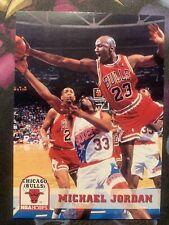 1993-94 HOOPS MICHAEL JORDAN #28 NM-MT *amlovesjb
