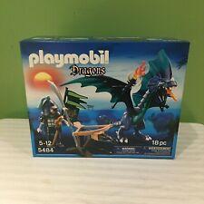 Rare Brand New Playmobil Shield Dragon Kids Building Playset 5484 18 Pieces