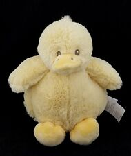 Little Miracles Lovables Yellow Duck Huggable Pal Baby Fluffy Plush Lovey Costco