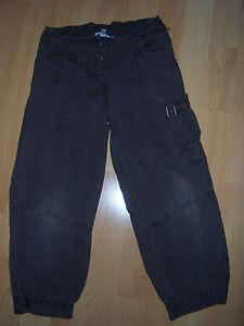 Pantalon baggy marron fille 5 ANS