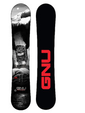 Gnu Mens Billy Goat C3 Snowboard 2020