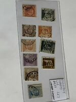 Old Italy Stamp Lot L17