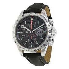 Fortis Classic Cosmonauts P.M. Chronograph Automatic Mens Watch 401.21.11 L.01
