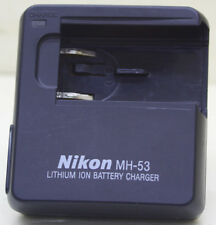 Genuine Original Nikon MH-53 Battery Charger for EN-EL1 Coolpix 5700  4500