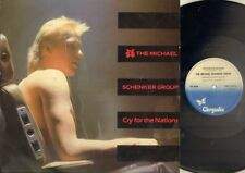 """MSG MICHAEL SCHENKER GROUP Cry For The Nations  12"""" Ps, 3 Tracks Inc Armed And R"""