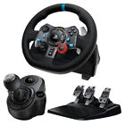 Logitech G29 Driving Force Wheel for PS4 / PC + Shifter NEW