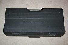 Snap-on Carrrying Case VERUS PRO D10 EEMS327 Scan Tool Black Hard Molded Plastic