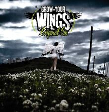 Original Sin  - Grow Your Wings LP - VERY RARE 5 VINYL DNB  LP - PLAYAZ008LP