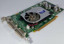 HP NVidia Quadro FX1400 Dual DVI 128Mb PCIe Video Card