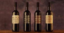 3 bottles GRAPPA DI BRUNELLO RISERVA DA SIGARO TOSCANO 40% NANNONI