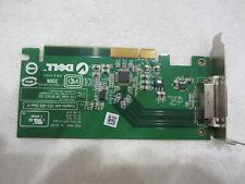 Dell DVI PCI-Express Low Profile Video Graphics Card E-G900-04-2600(B) FH868