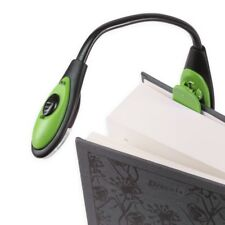 QUALITY SNAP ON FLEXIBLE LED BOOK LAMP Reading Night Light Bedside Table Desk
