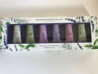 2019 Lastest Edition Crabtree & Evelyn HAND THERAPY COLLECTION 6x25g Gift Set