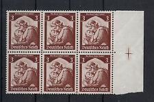 "5045) German Empire Third Reich 1935 mint never hinged ""The Saar returns home"" I"