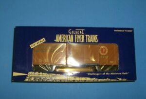 American Flyer '02 TTOS San Pedro, Los Angeles & Salt Lake Boxcar #48225
