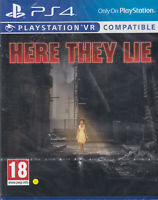 Here They Lie VR (PSVR) PS4 Brand new and sealed