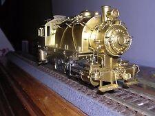 "BRASS NJCustom #ST-820  PRR B-8a 0-6-0T Tank Steam Loco Unpainted  ""H.O.Gauge"""