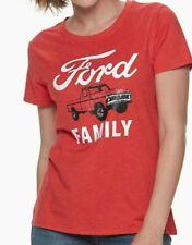 NWT FORD PICK UP TRUCK FAMILY FUN  T-SHIRT MOTOR COMPANY TEE WOMEN'S SZ 0X