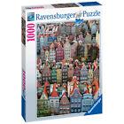 Ravensburger Jigsaw Puzzle 16726 Gdansk Poland Buildings 1000 Piece 70x50cm