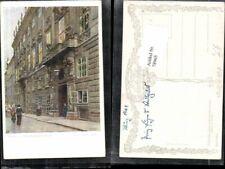 78965,Künstlerkarte Ernst Graner Finanzministerium Detailansicht