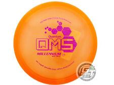 New Millennium Quantum Aurora Ms 176g Orange Purple Foil Midrange Golf Disc