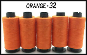 Set of 5 X Cotton Spools Sewing Thread All Purpose 100% PURE COTTON | UK