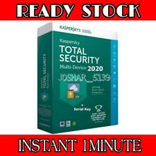 KASPERSKY TOTAL SECURITY 1PC/MAC 1YEAR GLOBAL KEY