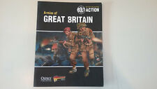 Bolt Action Tank war WWII  Armies of Great Britain  Supplement