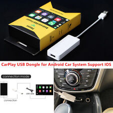 Carplay USB Dongle Cable for Android Car Navi System MP5 Head Unit Support iOS