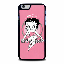 BETTY BOOP PINK for iPhone 5 6 7 8 XR XS MAX samsung cover case