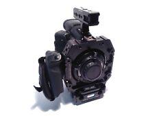 Canon c300 con PL-Mount-videocamera pacchetto con molti accessori-solo 731h