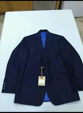 NWT ROBERT GRAHAM JACKET COLOR MULTI / NAVY BLUE  SIZE 46 $598.00