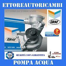 PA819-POMPA ACQUA GRAF SMART CABRIO (450) 0.6 0.7 0.8 cdi 40/45/52/55/30kw-NUOVA
