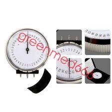 Medical Portable Use Ophthalmic Lens Clock Base Curve Optician Lens Measurement