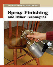 Spray Finishing and Other Techniques-ExLibrary