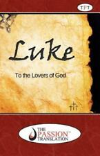 NEW - Luke: To The Lovers Of God by Brian Simmons