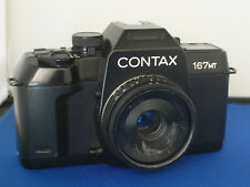 Contax 167 MT & C. Z. Tessar 2,8/45
