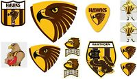 Stickers - AFL Hawthorn Hawks Sticker Set