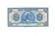 Haiti - Two  (2) Gourdes, 1979 !!Tyvek!! !!UNC!!
